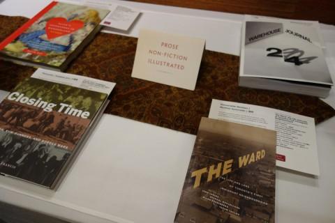 The prose honourees