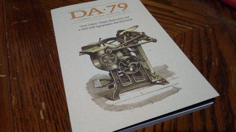 DA 79 cover