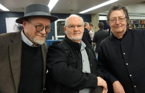 George A. Walker, Rod McDonald, Robert MacDonald