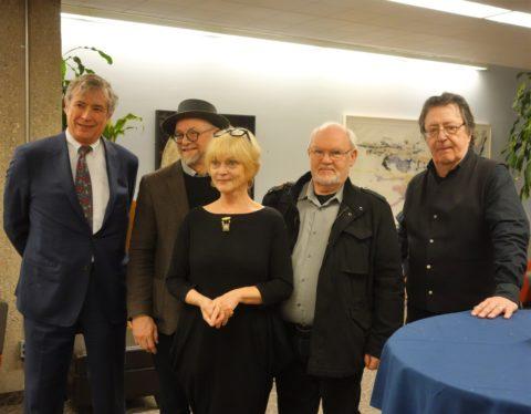 Chester Gryski, George A. Walker, Deborah Barnett, Rod McDonald, Robert MacDonald