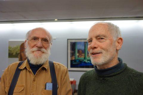Stan Bevington and Rick/Simon