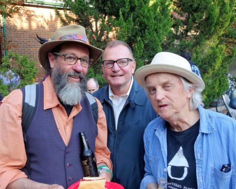 Stephen Sword, Don McLeod, Don Taylor