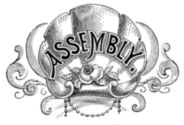 Assembly engraving