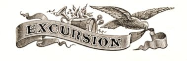 Excursion engraving