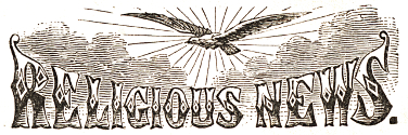 Religious News engraving