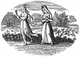 joy and sorrow engraving