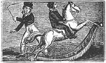 Rockinghorse engraving