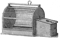 Squirrel cage engraving